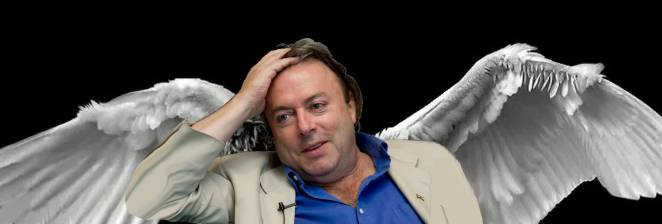 Christopher Hitchins angel