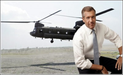 Brian Williams Helicopter