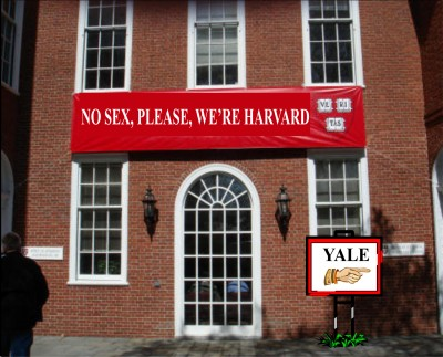 Harvard Sex Rules