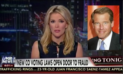 Megyn Kelly, Brian Williams