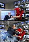 Humor Times Scores an Interview with Vladimir Putin