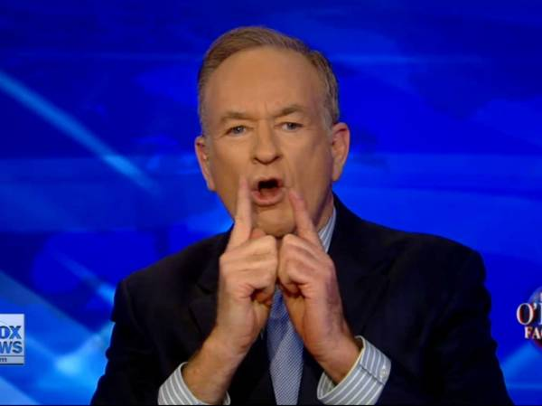 Bill O'Reilly Shoots Own Foot to Prove He's Seen Combat