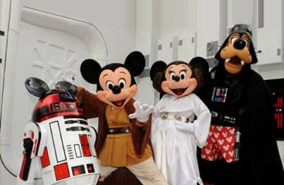 Disney Star Wars Movie