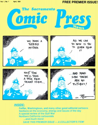 Humor Times premiere issue