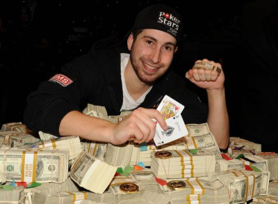 Jonathan Duhamel, poker tournaments