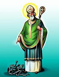 Saint Patrick, St Patrick