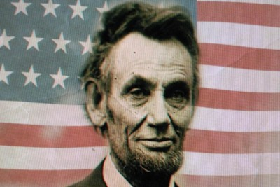 Abe Lincoln on racism