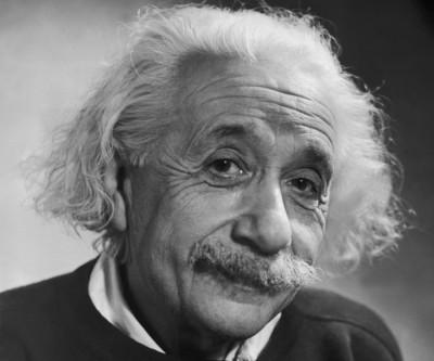 Albert Einstein, relativity