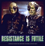 Republicans Start Hauling Out and Dusting Off Their Borg-like Candidates