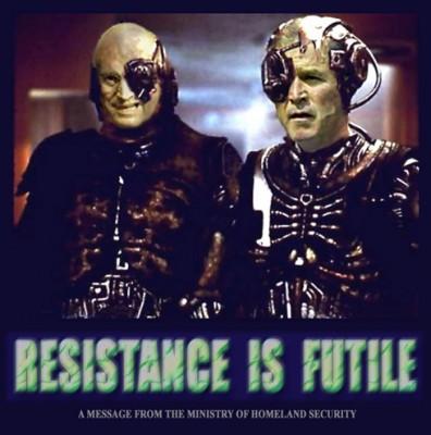 Republicans Cheney Bush Borg candidates