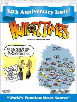 Ausgabe zum 24-jährigen Jubiläum der Humor Times