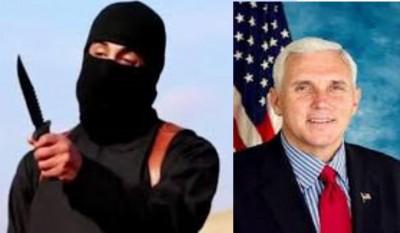 JIHADI JOHN, Mike Pence, Religious Freedom