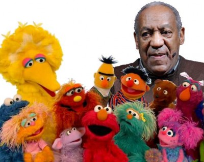 Bill Cosby and the Muppets