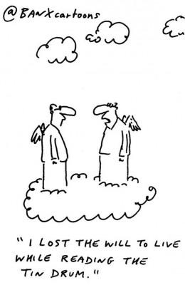 Jeremy Banx cartoon