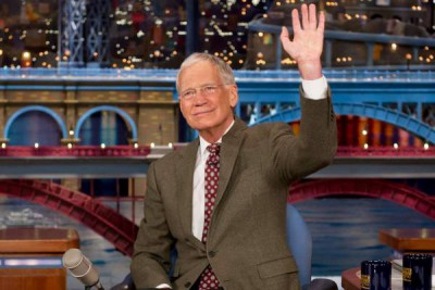 Headlines Today david letterman