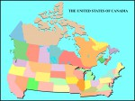 Northern States Threaten to Secede from Union and Join Canada