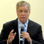 Senator Graham Drops Balls for Women's Vote