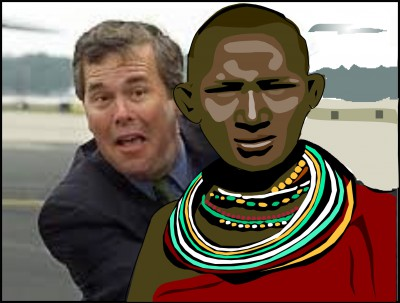 Jeb Bush not Bush