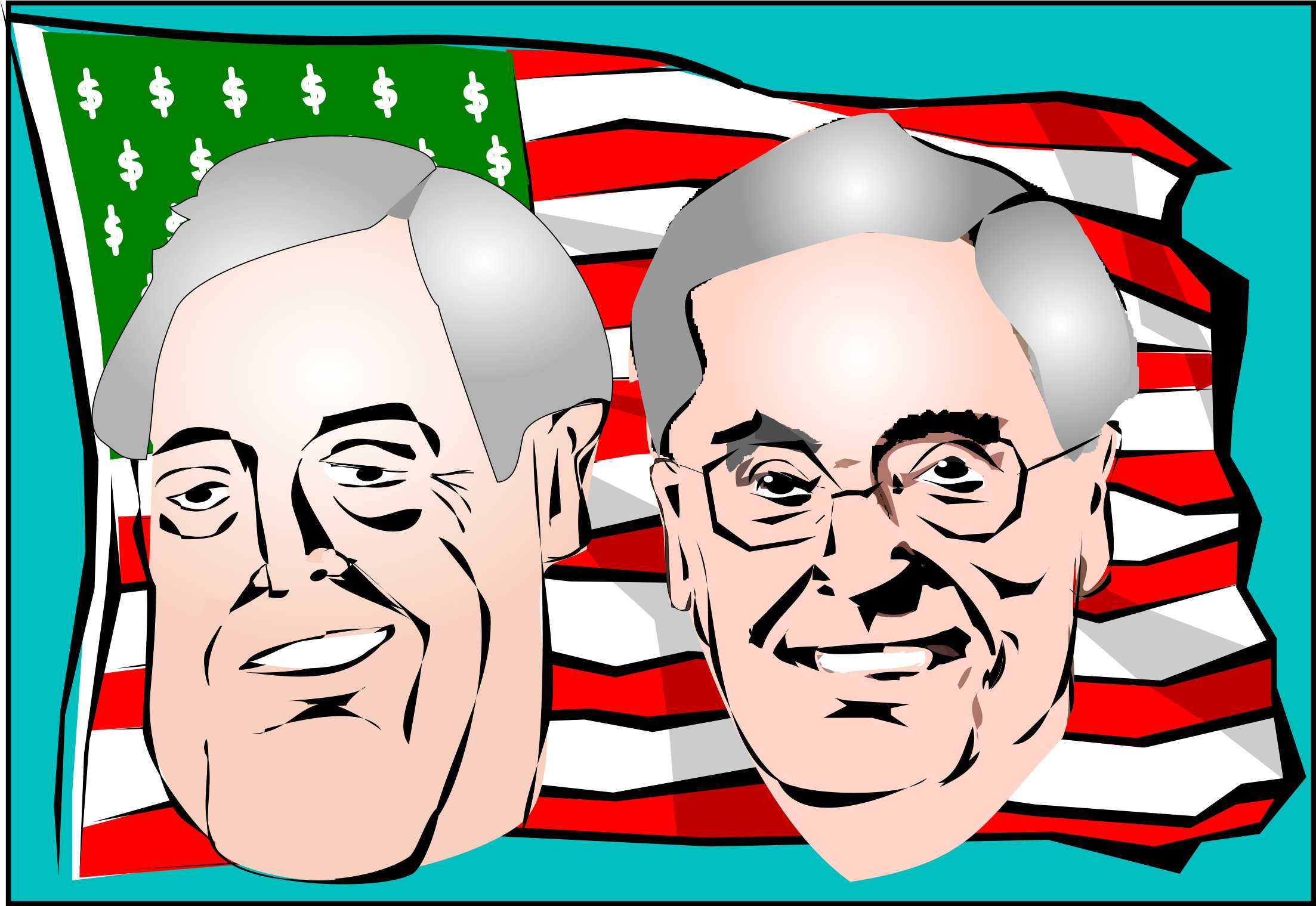David Koch, Being 'Even Richer Than Trump,' Exploring GOP Run