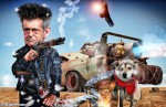 Mad Max Maxxes Out His Street Cred In … WHERE DID YOU SAY???