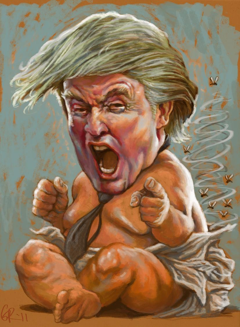 Donald Trump's War Record