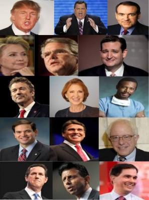 Limericks for President 2016