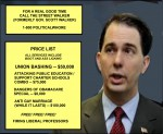Scott Walker Changes His Name to 'Street Walker' in New Presidential Strategy