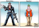 NRA Pushing to Get Guns into the Hands of Wackos