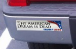Hey Kids! Make These Cool 'Trump for President' Bumper Stickers!