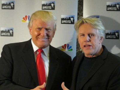 headlines today, Trump, Busey