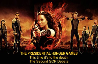 GOP Debate Hunger Games