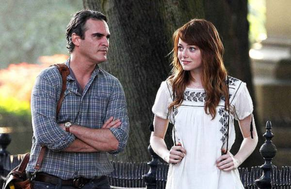 Irrational Man. Woody Allen film