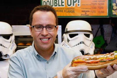 Subway, Jared Fogle