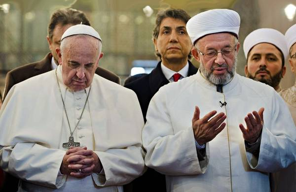 GOP: Pope a Secret Muslim?