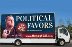 Hilarious! 'Honest Gil' for Prez: Crashing the 2016 Election
