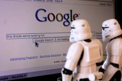Trooper Google