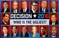 'You're Ugly!' Insults Break Out Among Rival GOP Candidates