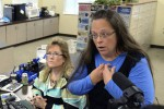 "Kentucky Clerk Kim Davis to Take it Further: ""Pork Eaters Can Suck It!"""