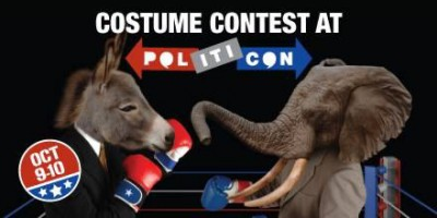 politicon, politics