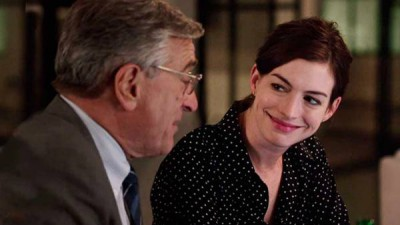 The Intern, De-Niro, Hathaway