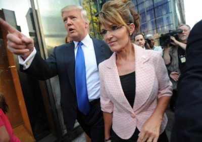 Trump presidency to include Palin?