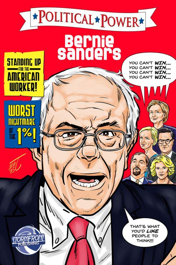 Bernie Sanders Comic Book Released in Time for Debate