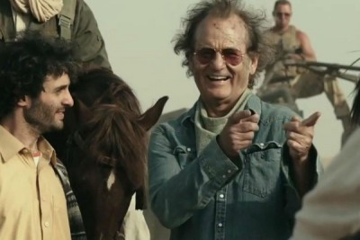 Rock the Kasbah, bill murray
