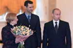 WikiLeaks: Inside Look at Assad's 'Historic' Meeting with Putin