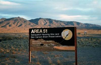 area 51, Ben Carson