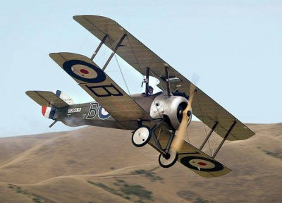 F-35 vs Sopwith Camel