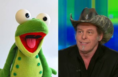 Republican debate, Freddie the Frog, Ted Nugent