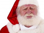 Grumpy Santa Vows No Xmas Gifts for Climate Deniers This Year
