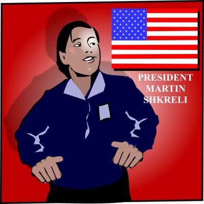 Shkreli President