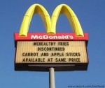 McDonald's Introduces Healthy Fries: Diners Hostile